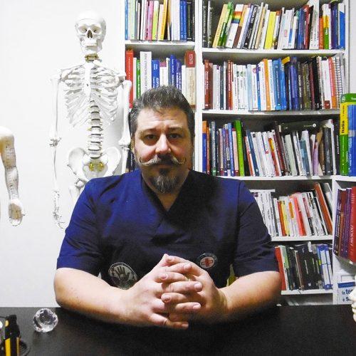 Damiano Bianconi Terapista